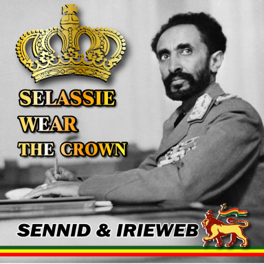 SELASSIE WEAR THE CROWN